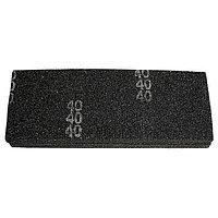 Сетка абразивная, P 40, 106 х 280мм, 25шт// Matrix
