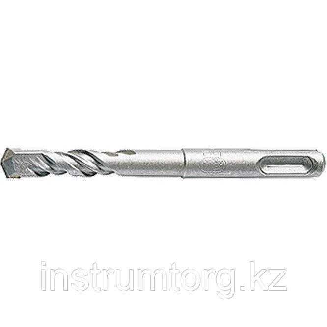 Бур по бетону, 8 x 160 мм, SDS PLUS// MATRIX