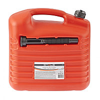 Канистра для топлива, пластиковая, 20 литров // Stels