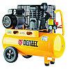 Компрессор PC 2/50-400, Х-PRO, масляный,ременный, 10 бар, произв. 400 л/мин, 2,3 кВт, 220 В// Denzel