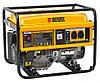 Генератор бензиновый GE 4500, 4,5 кВт, 220В/50Гц, 25 л, ручной старт// Denzel