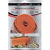 Ремень багажный с крюками, 10x0.038м, храповый механизм // Stels