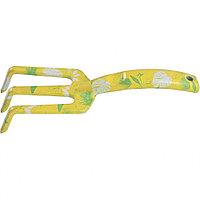 Рыхлитель цельнометаллический алюминиевый, Flower Lime// Palisad