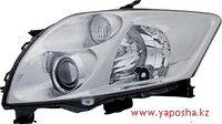 Фара Toyota Auris 2007-2009/электро,без мотора/левая/,фара Тойота Аурис,