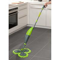 Тройная швабра 3 Magic Mop с распылителем, фото 5