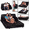 Надувной диван-трансформер 5в1 188х152х64 см, Bestway 75039, фото 4