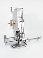 Клипсатор двухскрепочный полуавтомат 2-2,5МП под шприц на плоской скрепке, фото 2