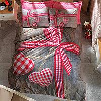 Постельный комплект 3d lovebox