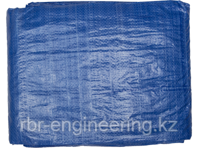 ТЕНТ СТРОИТЕЛЬНЫЙ STAYER MASTER, 65 Г/М2, С ЛЮВЕРСАМИ, ВОДОНЕПРОНИЦАЕМЫЙ, 6МХ8М, 12560-06-08, фото 2