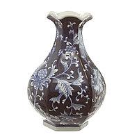 Керамическая ваза 18х18х28 см