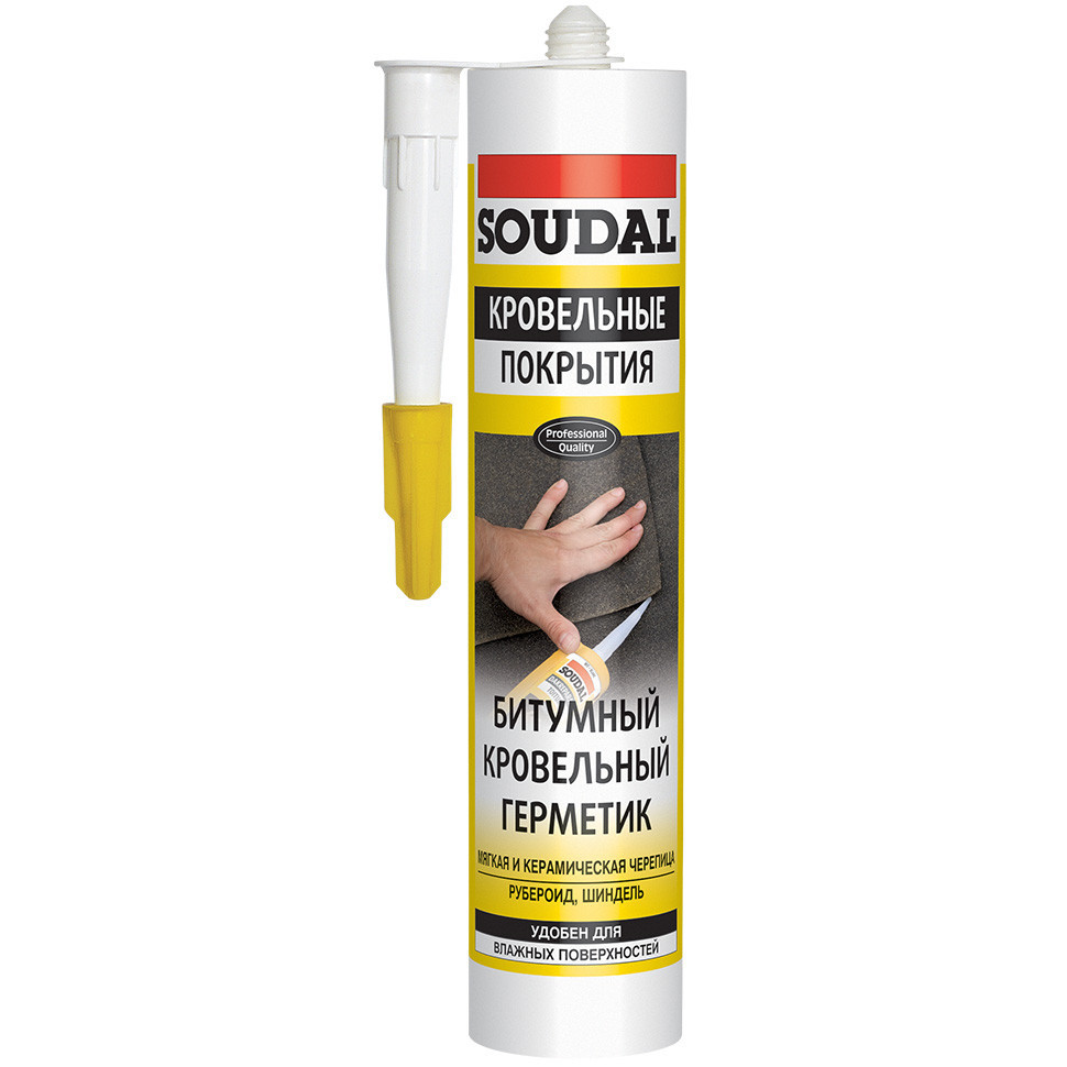 Кровельный герметик Soudal