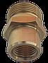Латунный адаптер, фото 2