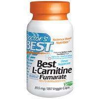 Л-карнитин (L-Carnitine Fumarate), 855 мг, 180 капсул