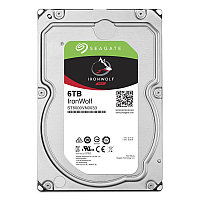 "Жесткий диск HDD 6Tb Seagate IronWolf ST6000VN0033 3.5"" SATA 6Gb/s 256Mb 7200rpm"
