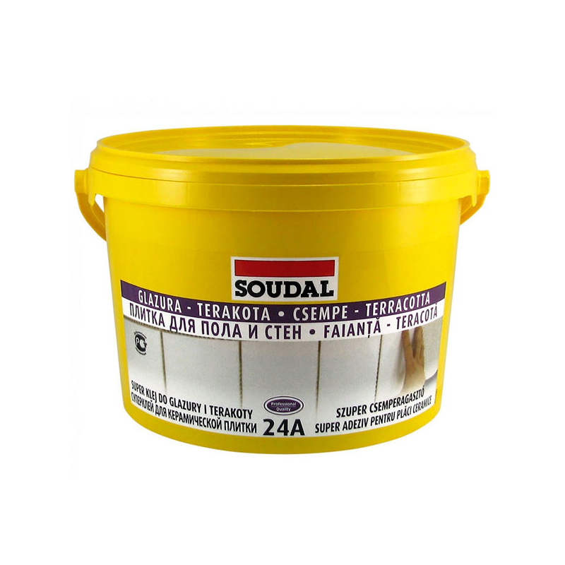 Супер-клей для плитки Soudal 24 А