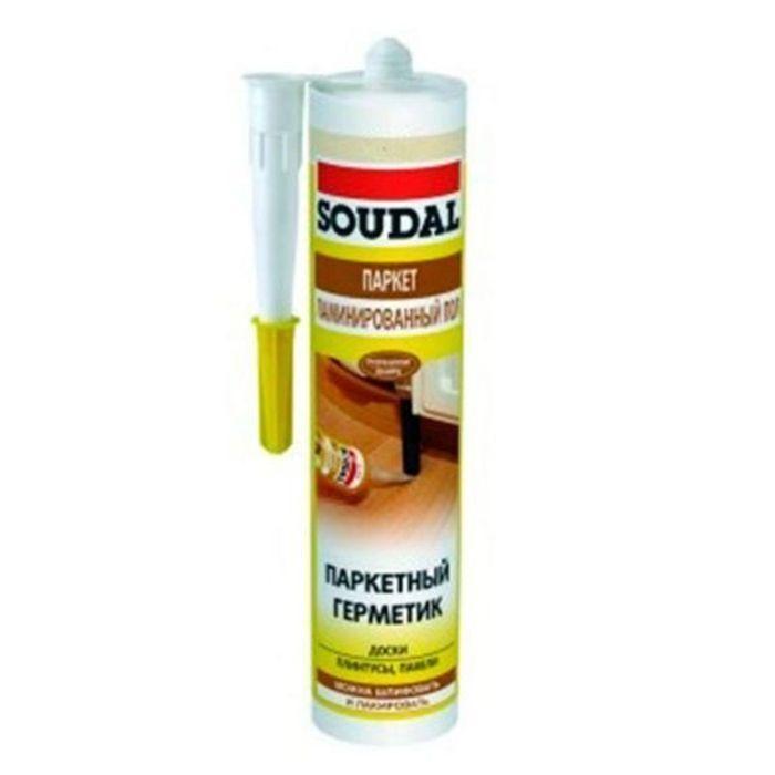 Паркетный герметик Soudal