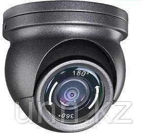 """DC-6000S - Цветная купольная антивандальная камера высокого разрешения с объективом """"Рыбий Глаз"""""""