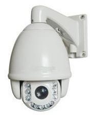 SPD-2011IPZ18 - IP поворотная камера видеонаблюдения с ИК подсветкой