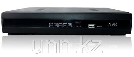 NVR-104 - IP сетевой видеорегистратор на 4 канала