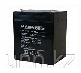 Аккумуляторная батарея 12 В, 4,5 А/ч, фото 2