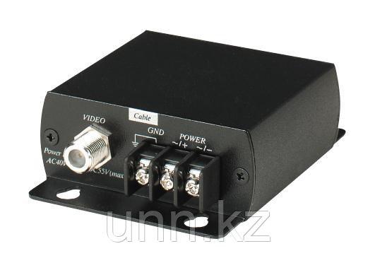 SP001VP - Устройство грозозащиты цепей видео, питания и данных., фото 2