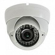 DC-1336A2812  - Купольная AHD видеокамера 1,3Мп