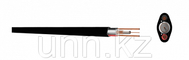 КВК-П 2-2х0,75 Кабель комбинированный, фото 2