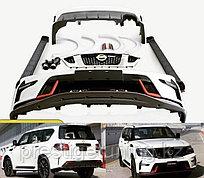 Обвес Nismo на Nissan Patrol Y62 2010-19