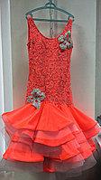 Платье для латины детское