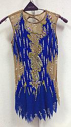 Платье для танцев детское