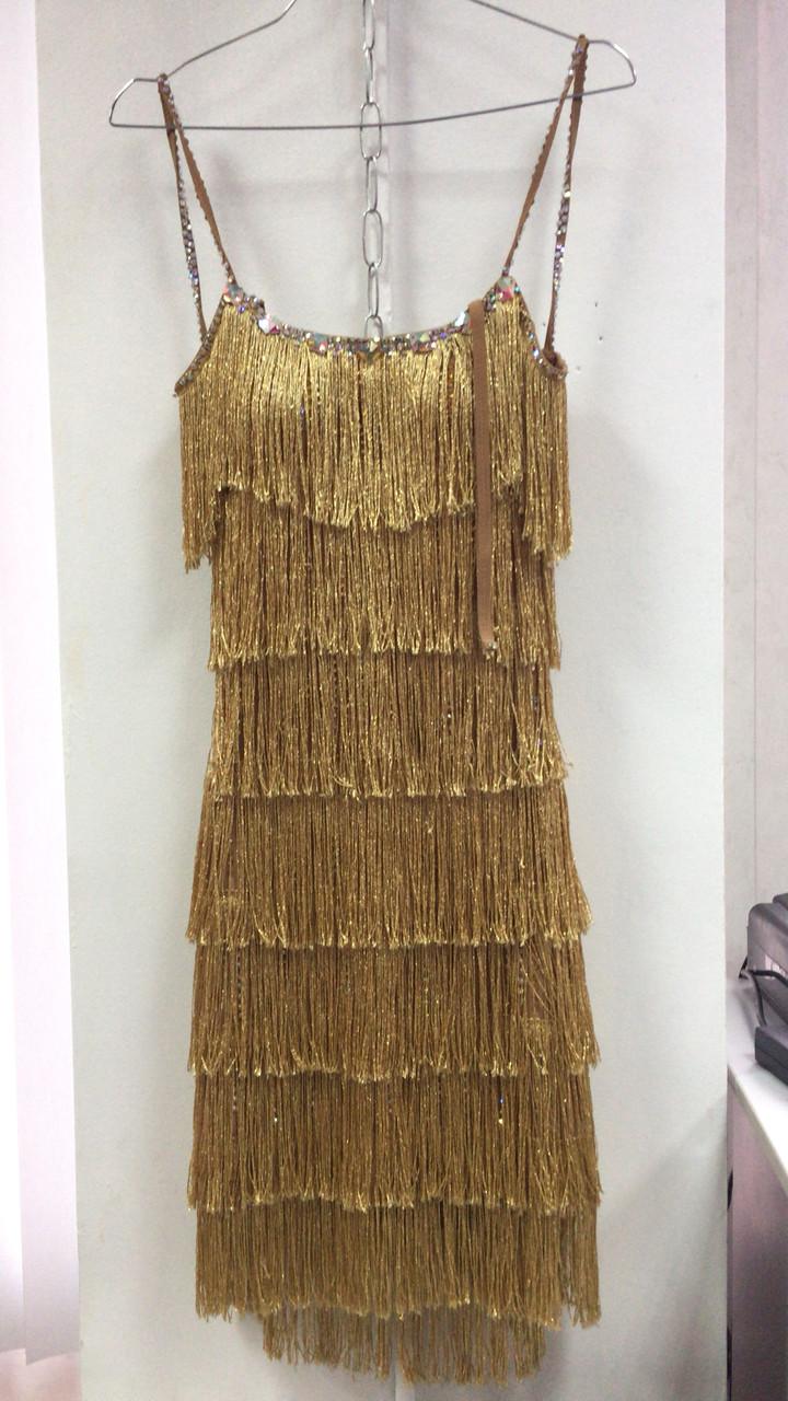 Платье для танцев женское