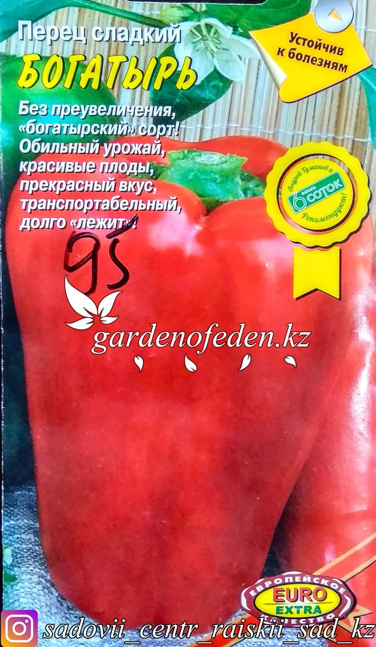 "Семена перца сладкого - Euro Extra ""Богатырь"""