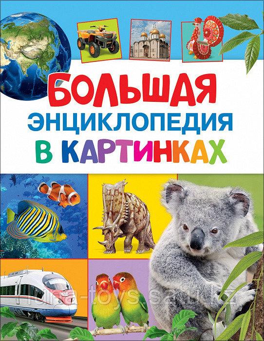 Энциклопедия Большая энциклопедия в картинках