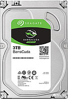 "Жесткий диск HDD 3Tb Seagate Barracuda ST3000DM007 3.5"" SATA 6Gb/s 256Mb 5400rpm"