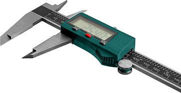 Штангенциркуль KRAFTOOL электронный, 200мм, 0,01мм, фото 2