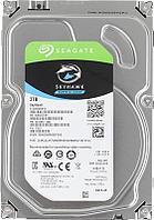 """Жесткий диск HDD 3TB Seagate SkyHawk ST3000VX010 3.5"""" SATA 6Gb/s 64Mb 5900rpm, фото 1"""