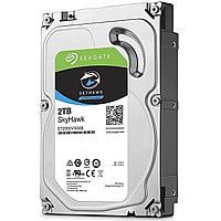 """Жесткий диск HDD 2TB Seagate SkyHawk ST2000VX008 3.5"""" SATA 6Gb/s 64Mb 5900rpm, фото 1"""