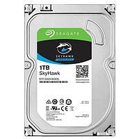 """Жесткий диск HDD 1TB Seagate SkyHawk ST1000VX005 3.5"""" SATA 6Gb/s 64Mb 5900rpm, фото 1"""