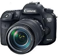 Цифровой фотоаппарат Canon EOS 7D Mark II kit (EF-S 18-135mm f/3.5-5.6 IS NANO USM)