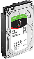 "Жесткий диск HDD 2Tb Seagate IronWolf ST2000VN004 3.5"" SATA 6Gb/s 64Mb 5900rpm, фото 1"
