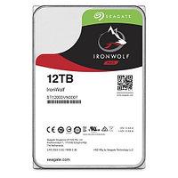 "Жесткий диск HDD 12Tb Seagate IronWolf ST12000VN0007 3.5"" SATA 6Gb/s 256Mb 7200rpm, фото 1"
