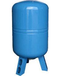 Гидроаккумулятор 80 вертикальный (синий) Wester Line