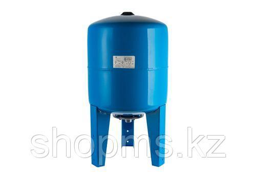 STW-0002-000150 Stout расширительный бак гидроаккумулятор 150л. вертикальный (синий), фото 2