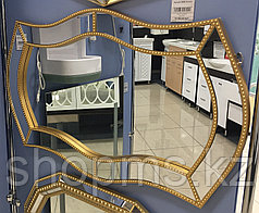 Зеркало 8854 Золото    ***