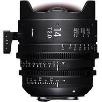 Sigma 14mm T2 FF(M)