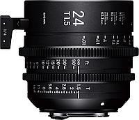 Sigma 24mm T1.5 FF(M)