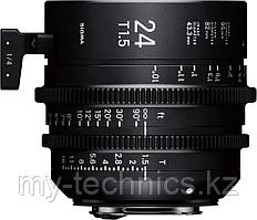 Sigma 24mm T1.5 Fully Luminous FF(FLM)