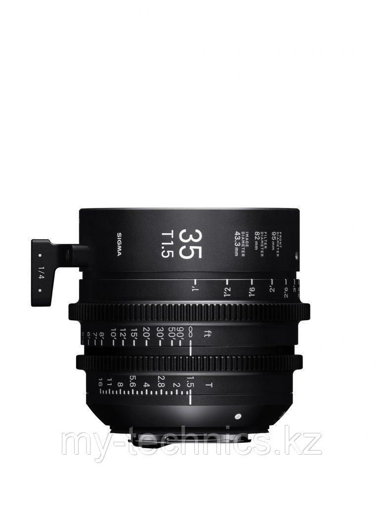 Sigma 35mm T1.5 FF(M)