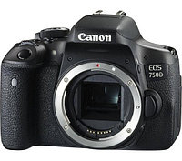 Фотоаппарат Canon EOS 750D Body 2 года гарантии