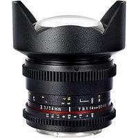 Объектив Samyang MF 14mm f/3.1 VDSLR Sony